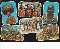 East  African  Tribes - Kenya