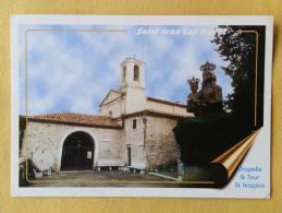 Dep 06 , Cpm  ST JEAN CAP FERRAT , Chapelle Et Tour St Hospice Avec La Madone En Bronze , Collection 1901-2001 (77) - Saint-Jean-Cap-Ferrat