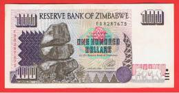ZIMBABWE - 100  Dolar  1995 SC-  P-9 - Zimbabwe