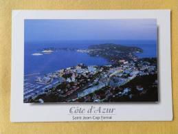 Dep 06 , Cpm 16 , BEAULIEU Et La Presqu'ile De ST JEAN CAP FERRAT , Cap Photo (135) - Saint-Jean-Cap-Ferrat