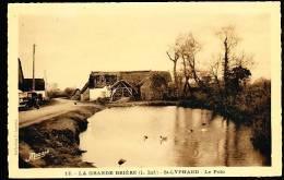 44 SAINT LYPHARD / La Grande Brière, Le Pelo / - Saint-Lyphard