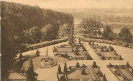 Château De GAESBEEK - La Cour D'honneur Vue De La Plate-forme Du Châtelet (Monopole Du Château, 12) - Lennik