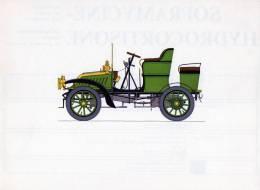LABORATOIRES ROUSSEL    HISTOIRE DE L' AUTOMOBILE    De Dion -Bouton .1904.    FRANCE  ( V11) - Picture Cards