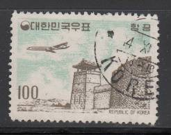 Korea  Scott No. C24    Used  Year 1961 - Korea (...-1945)