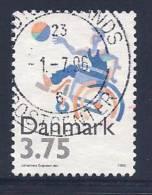 Denmark, Scott # 1045 Used Sports For Disabled, 1996 - Denemarken