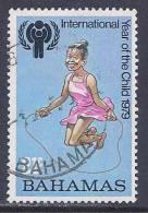 Bahamas, Scott # 448 Used Year Of The Child, 1979 - Bahamas (1973-...)