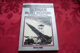 THE FANTASTIC TOOLS OF THE NAZI WAR MACHINE GERMAN SECRET WEAPONS  BLUEPRINT FOR MARS - Guerre 1939-45