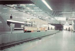 Anvers - Interieur De La Station De Prémétro Meir - Metro