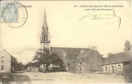 22 - SAINT-GILLES-du-VIEUX-MAR CHE - (Près Mur-de-Bretagne) - Saint-Gilles-Vieux-Marché