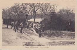Camp D'Elsenborn -  Le Jeu De Quilles, Animé - Kasernen