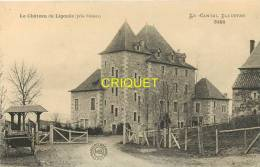 Cpa 15 Environs De Ruines, Chateau De Ligonès, N° 1 - France