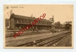 KINKEMPOIS-la GARE-1941-BELGIEN-BELGIQUE- - Liege