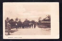 AFR1-04 KAMERUN STRASSE IN DUALLA - Cameroon