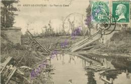 02. ANIZY LE CHATEAU . Le Pont Du Canal . - France