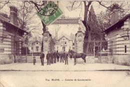 41 524 BLOIS Caserne De Gendarmerie - Blois