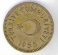 TURCHIA 25 KURUS 1955 - Turchia