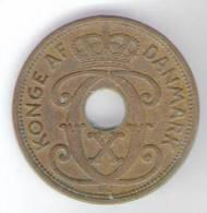 DANIMARCA 5 ORE 1938 - Danimarca