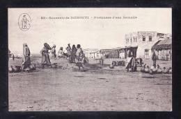 AFR1-50 SOMALI DJIBOUTI PORTEUSES D'EAU SOMALIS - Somalie