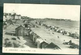 Pornichet - Vue  De La Plage   - Bck183 - Pornichet