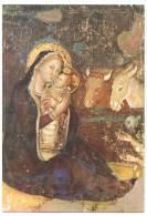 Italy, ASSISI, S. Chiara, Affresco Del XIV Sec, Presepio Particolare Madonna Col Bambino, Used Postcard [13888] - Perugia