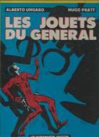 LES JOUETS DU GENERAL  -  UNGARO / PRATT - E.O.  MAI 1980  HUMANOÏDES - Non Classificati