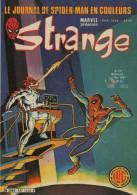 STRANGE N° 137 BE LUG 05-1981 - Strange
