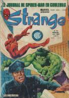 STRANGE N° 160 BE LUG 04-1983 - Strange