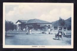 AFR1-90 ETHIOPIA CHEREN UN VILLINO - Ethiopie