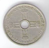 NORVEGIA 1 KRONE 1949 - Norvegia