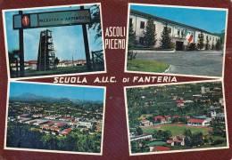 ASCOLI PICENO -SCUOLA  A.U.O. DI FANTERIA  -FG - Ascoli Piceno