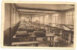52 - Ecole Professionnelle Libre De Malroy - DAMMARTIN-sur-MEUSE (Hte-Marne) - Une Salle D'Etude. - Autres Communes