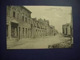 Nieuport , Nieuwpoort, Hoogstraat - Nieuwpoort