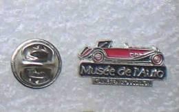 MUSEE DE L'AUTO CANET EN ROUSSILLON          GGG 091 - Pin's