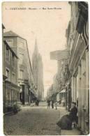 Coutances - Rue Saint-Nicolas - Coutances