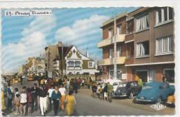 BRAY DUNES  Boulevard International  897 Animée , Automobiles - France