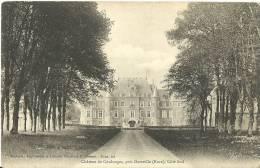 65 - Château De Coulonges, Près Damville, Côté Sud - - Beaumesnil