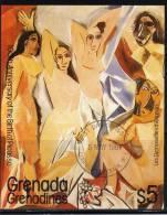 GRENADA - KB V. 1981, Birth Of Picasso (so202) - Picasso