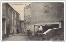 Cpa Du04-VOLONNE- Hôtel De Ville (charreton)(fontaine) - Frankrijk