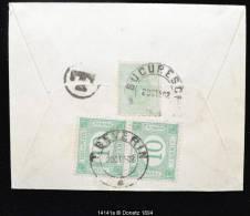 14141 De Bucarest à Turni Severin, T Dans Un Cercle 03/10/1902 - 1881-1918: Charles Ier