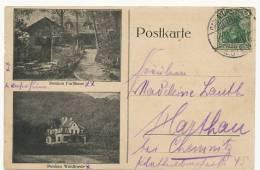 Radiumfolbad Kreuznach Pensionen Forfthaus U.Waldfriede Hugo Gerber - Bad Kreuznach
