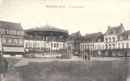 59 - MERVILLE - La Grand´Place - France