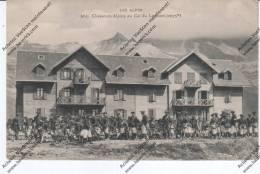 Col Du Lautaret - Chasseurs Alpins Au Col Du Lautaret - Andere Gemeenten