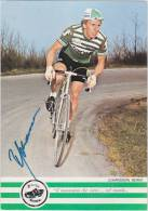 JOHANSSON Bernt (FIORELLA, Signée) - Cycling