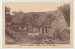 France - Morvan - Vieilles Chaumieres Morvandells - Bourgogne