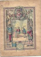IMAGERIE D´EPINAL - Histoire Complète Le Panier De Pêches - Paysan De Nerac Et Roi Henri IV - 1801-1900