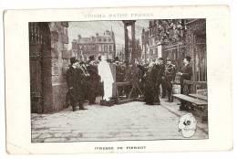 Cinema Pathé Frères - Ivresse De Pierrot, Guillotine - Film