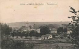 AMANCE -  Vue Générale - France