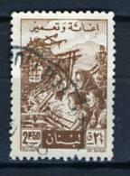 1956 - LIBANO - LEBANON - Scott Nr.  RA11 - Mi 11 - Used - (S02052013.....) - Liban