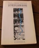 LECTURES DE LA BANDE DESSINEE Tilleuil Vanbraband Marlet Editions Academia - Livres, BD, Revues