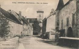 AMANCE - Rue Du Centre - France